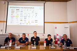 During press conference for 48. Grand prix of Kranj, on July 27, 2016 in Kranj, Slovenia. Photo by Ziga Zupan / Sportida