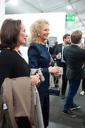 MRS. JACQUES ROSENTHAL; PRINCESS MICHAEL OF KENT, OPENING OF FRIEZE ART FAIR. Regent's Park. London.  12 October 2011. <br /> <br />  , -DO NOT ARCHIVE-© Copyright Photograph by Dafydd Jones. 248 Clapham Rd. London SW9 0PZ. Tel 0207 820 0771. www.dafjones.com.
