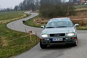 BMC Rally Test 2009 - Bramming
