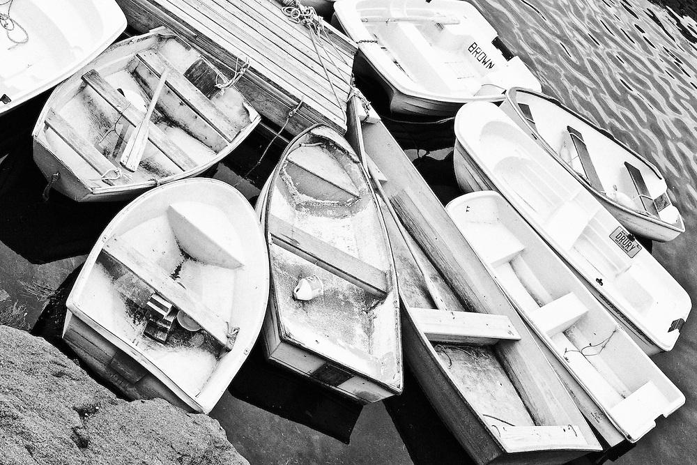 Rowboats, Ogunquit, Maine