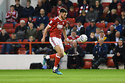 Nottingham Forest forward Ben Brereton (17) during the EFL Sky Bet Championship match between Nottingham Forest and Barnsley at the City Ground, Nottingham, England on 24 April 2018. Picture by Jon Hobley.