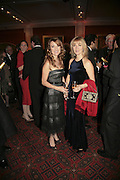 Sisters: Annie Gould and Jane Seymour, Morgan Stanley Great Briton 2006. The Guildhall. Basinghall st. London. 18 January 2006. h by Dafydd Jones. 248 Clapham Rd. London SW9 0PZ. Tel 0207 820 0771. www.dafjones.com.