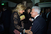 PRINCESS CHANTAL HANOVER; NICKY HASLAM,  Nicky Haslam hosts dinner at  Gigi's for Leslie Caron. 22 Woodstock St. London. W1C 2AR. 25 March 2015