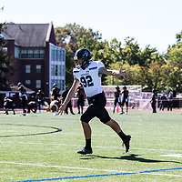Football: Ursinus College Bears vs. Johns Hopkins University Blue Jays