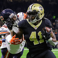 10-29-2017 Chicago Bears at New Orleans Saints