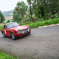 Car 04 David Hankin Rachel Wakefield Triumph TR4