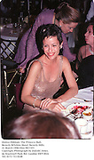 Donya Oldman. The Princess Ball, Beverly Wilshire Hotel. Beverly Hills. 21 March 1998 Film 98173f3<br />