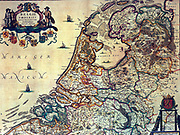 1658 map of the Dutch Republic. The Dutch Republic was known as the Republic of the Seven United Netherlands (Republiek der Zeven Verenigde Nederlanden) existed 1581 to 1795