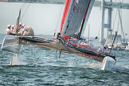 America's Cup World Series, Newport 2012