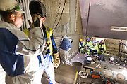 Årlige revisjonsstans på Returkraft på Langemyr Kristiansand Norge 21092016<br /> <br /> Foto: Kjell Inge Søreide<br /> <br />  <br /> Returkraft er et avfallsforbrenningsanlegg i Kristiansand som ble satt i drift i mai 2010. Anlegget ligger ved Langemyrterminalen, 5 km nord for Kvadraturen i Kristiansand, og produserer fjernvarme og elektrisitet.