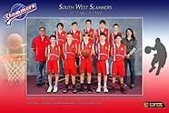 Southwest Slammers Team Photos 2017