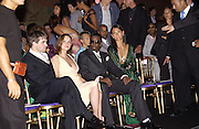 Atelier Versace show, Theatre National de Chaillot. Paris. © Copyright Photograph by Dafydd Jones 66 Stockwell Park Rd. London SW9 0DA Tel 020 7733 0108 www.dafjones.com