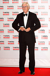 October 18, 2016 - London, London, UK - SIR MICHAEL PARKINSON attendS the Variety Showbiz Awards at the Hilton Park Lane Hotel. London, UK. (Credit Image: © Ray Tang/London News Pictures via ZUMA Wire)