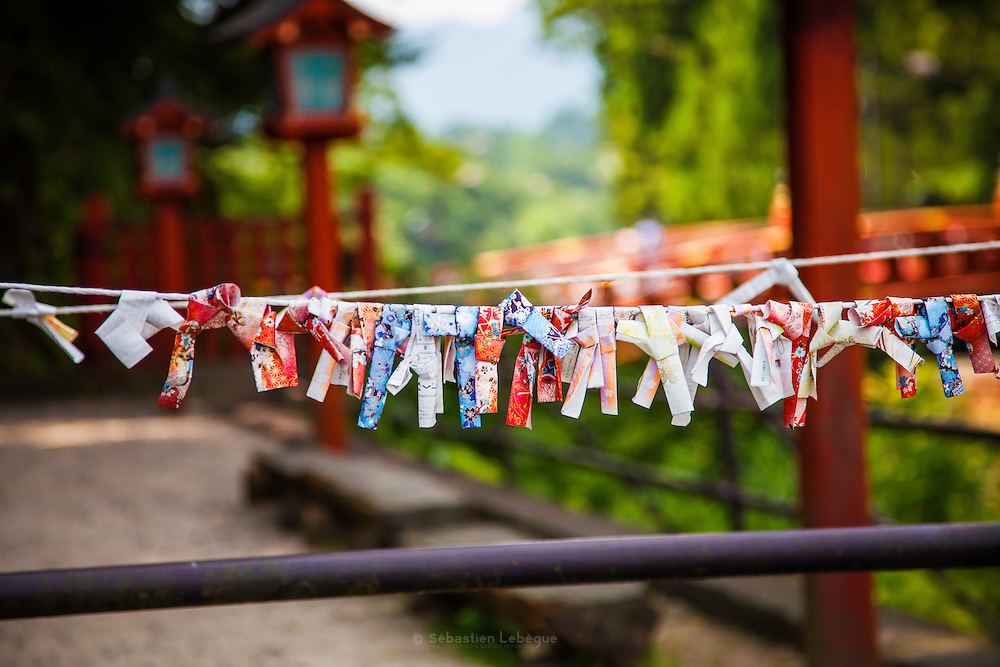 JAPAN, NIKKO - August 2012 Nikko temple and sanctuary site calssified as Japanese Cultural property and world cultural and natural heritage by UNESCO [FR] Site des temples et sanctuaires de Nikko classé propriete culturelle du Japon et patrimoine mondial de l'UNESCO