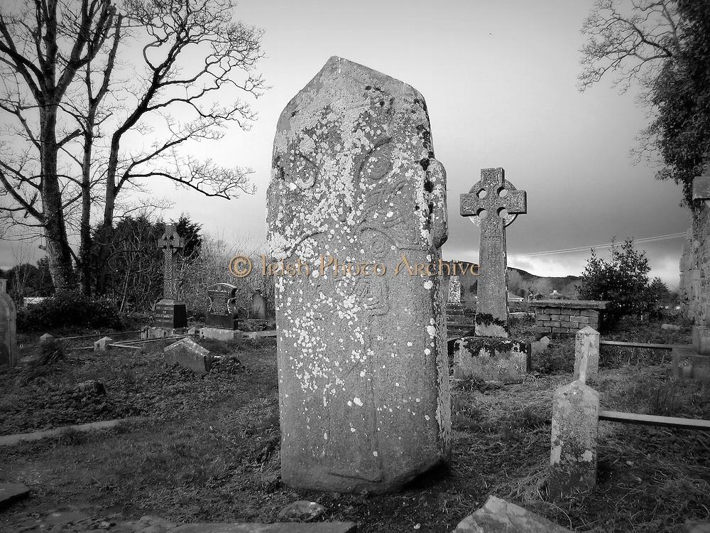 6 - St Muraís Cross, Fahan. co.Donegal 7th century a.d.JPG