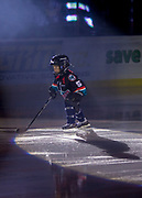 KELOWNA, CANADA - SEPTEMBER 22:  Pepsi Player of the game at the Kelowna Rockets game on September 22, 2017 at Prospera Place in Kelowna, British Columbia, Canada.  (Photo By Cindy Rogers/Nyasa Photography,  *** Local Caption ***