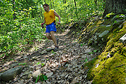 The  Massanutten Mountain Trails 100 Mile run (MMT 100) May 17, 2008.<br /> The  race is considered one of the toughest Ultra Marathons on the east coast.
