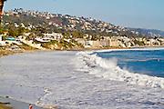 Main Beach in Laguna Beach California