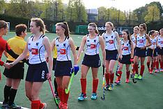 Scotland U18 Girls v Suisse U18 Girls Game2