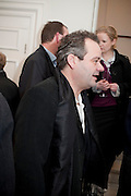 MARK HIX, Do Not Abandon Me - private view od wok by Tracey Emin alongside that of Louise Bourgeois. <br /> Hauser & Wirth London, 15 Old Bond Street, London, 17 February 2011. -DO NOT ARCHIVE-© Copyright Photograph by Dafydd Jones. 248 Clapham Rd. London SW9 0PZ. Tel 0207 820 0771. www.dafjones.com.