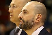 DESCRIZIONE : Campionato 2015/16 Giorgio Tesi Group Pistoia Dolomiti Energia Trentino<br /> GIOCATORE : Buscaglia Maurizio<br /> CATEGORIA : Ritratto Allenatore Coach<br /> SQUADRA : Dolomiti Energia Trentino<br /> EVENTO : LegaBasket Serie A Beko 2015/2016<br /> GARA : Giorgio Tesi Group Pistoia - Dolomiti Energia Trentino<br /> DATA : 31/01/2016<br /> SPORT : Pallacanestro <br /> AUTORE : Agenzia Ciamillo-Castoria/S.D'Errico<br /> Galleria : LegaBasket Serie A Beko 2015/2016<br /> Fotonotizia : Campionato 2015/16 Giorgio Tesi Group Pistoia - Dolomiti Energia Trentino<br /> Predefinita :