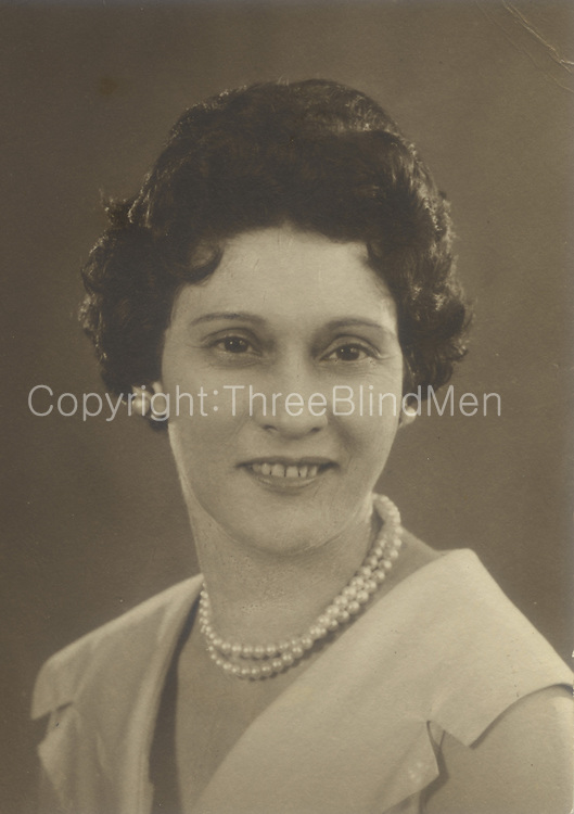 Christine Wilson.<br /> R.L. Spittel Collection