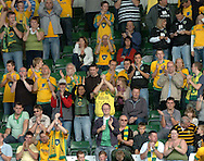 Plymouth -Saturday September 13th 2008:of Plymouth Crowd pic Norwich City during the Coca Cola Championship match at Plymouth.(Pic by Tony Carney/Focus Images)