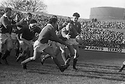 21/02/1976<br /> 02/21/1976 <br /> 21st February 1976 Rugby International: Ireland v Wales at Lansdowne Road.