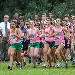 10-24-2018 Newman Pre District Cross Country