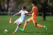 01.04.2017; Zuerich; Fussball Junioren - FCZ Uetliberg FE-13 - GC Limmattal - Niklas Soerensen (Zuerich)<br /> (Steffen Schmidt/freshfocus)