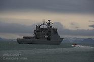 02: SVALBARD CRUISE ICEBREAKER & CRUISE SHIP