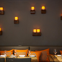 Luminaria, the restaurant at the Inn and Spa at Loretto, in Santa Fe.