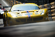 October 16-20, 2016: Macau Grand Prix. 50 Pasin LATHOURAS, Spirit of Race SA, Ferrari 488 GT3