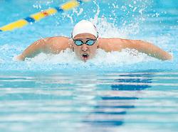 Katja Hajdinjak during 10th International Swimming Competition Veronika 2011, on July 16, 2011, in Pod skalco pool, Kamnik, Slovenia. (Photo by Vid Ponikvar / Sportida)