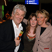 NLD/Amsterdam/20060409 -  Première Black Pinocchio, Frist Jansma en partner Erna en dochter Jip