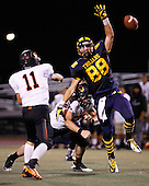 Milpitas High School Football vs Woodside