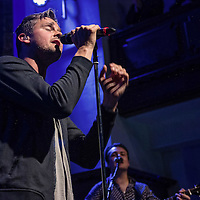 Tom Chaplin in concert at St Lukes Glasgow, Scotland, Great Britain 28th October 2016