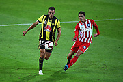 Phoenix player Steven Taylor during their Hyundai A League match. Wellington Phoenix v Melbourne City FC. Westpac Stadium, Wellington, New Zealand. Saturday 26 January 2019. ©Copyright Photo: Chris Symes / www.photosport.nz