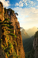 Sunrise, Yellow Mountain, Huangshan, China
