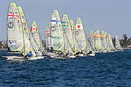 2014 ISAF Sailing World Cup | 49er