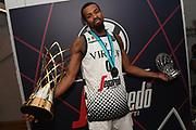 Kevin Punter<br /> Segafredo Virtus Bologna - Iberostar Tenerife<br /> 2019 FIBA Basketball Champions League - Finale 1 - 2 posto Final 1 - 2 place<br /> Anversa, 05/05/2019<br /> Foto M.Ceretti / Ciamillo - Castoria