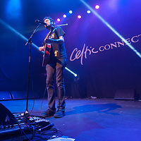 Frank Turner in concert at The Celtic Connections Festival, The Old Fruit Market Glasgow, Great Britain 23rd January 2018