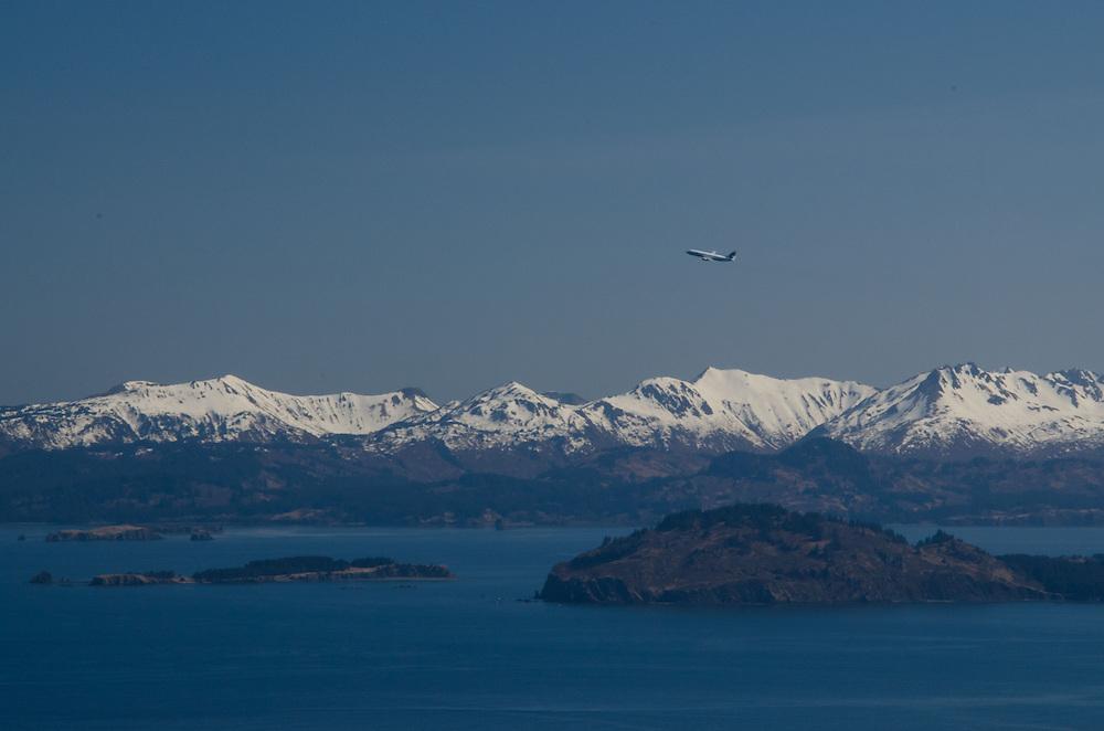 The View Above Kodiak, Kodiak Island, Alaska, US