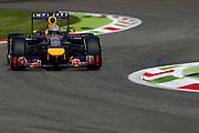 September 4-7, 2014 : Italian Formula One Grand Prix - Sebastian Vettel (GER), Red Bull-Renault