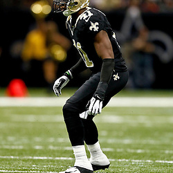 November 5, 2012; New Orleans, LA, USA; New Orleans Saints strong safety Roman Harper (41) against the New Orleans Saints during the second half of a game at the Mercedes-Benz Superdome. The Saints defeated the Easgles 28-13. Mandatory Credit: Derick E. Hingle-US PRESSWIRE
