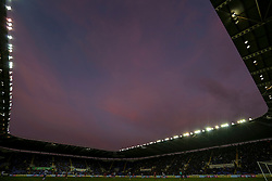 Red sky over Madejski Stadium - Mandatory by-line: Jason Brown/JMP - 26/11/2016 - FOOTBALL - Madejski Stadium - Reading, England - Reading v Bristol City - Sky Bet Championship