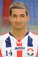 Tilburg -  Mohamed Messoudi, speler van Willem II, eredivisie, seizoen 2008 - 2009. ANP PHOTO ORANGEPICTURES BART BEL