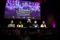 Superstars of Gymnastics Press Conference - The Crystal - 21 March 2019
