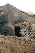 Cave House Orchard settlement Sille central Anatolia Turkey