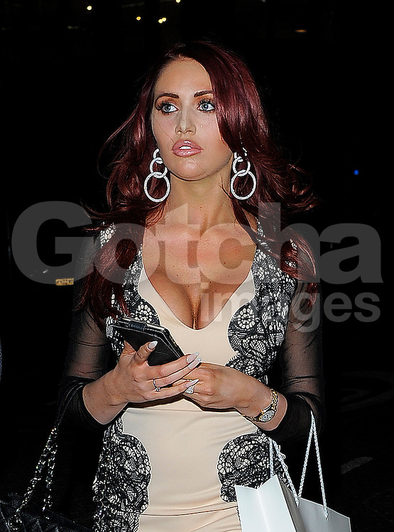 Amy Childs attends The Sun: Bizarre party at the Steam &amp; Rye in London, UK. 02/03/2015<br />